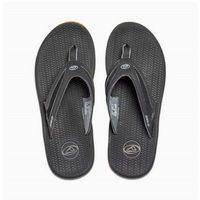 Reef Japonki - flex black/silver (bls) rozmiar: 39