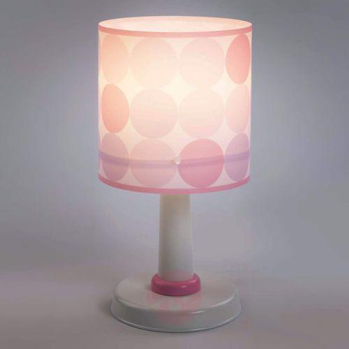 DALBER - Coolors Pink Lampka Nocna Nr. kat. 62001S (8420406620015)