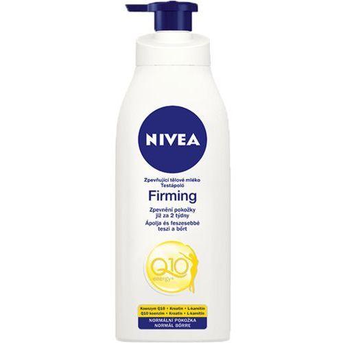 Nivea Q10 Energy+ Firming Body Lotion mleczko do ciała 400 ml dla kobiet
