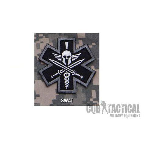 Naszywka tactical medic - spartan swat marki Mil-spec monkey