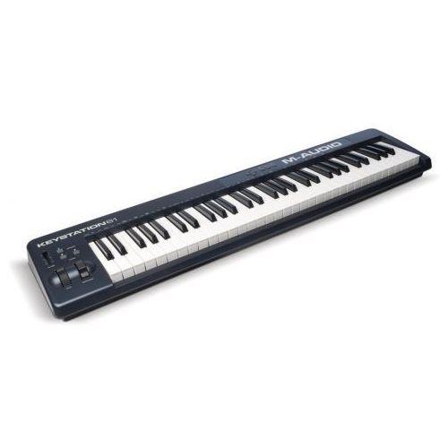 M-audio keystation 61 ii klawiatura sterująca