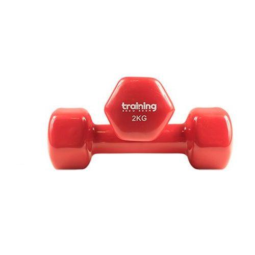 Hantle Fitness 2 kg - Vinyl Premium TSR