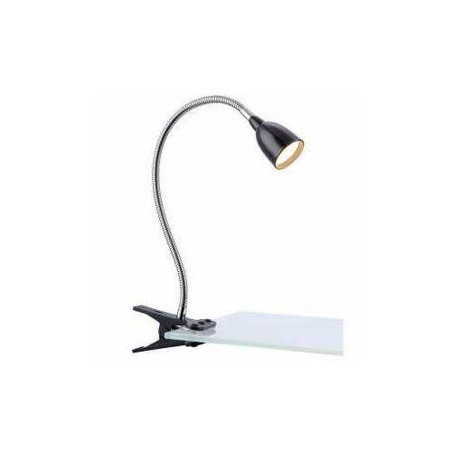Markslojd Lampa biurkowa z klipsem tulip black 106092 - - rabat w koszyku negocjuj cenę online! / darmowa dostawa od 300 zł / zamów przez telefon 530 482 072
