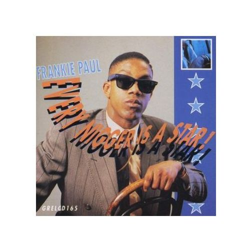 Greensleeves Every nigger is a star! - paul, frankie (płyta cd) (5015401116521)