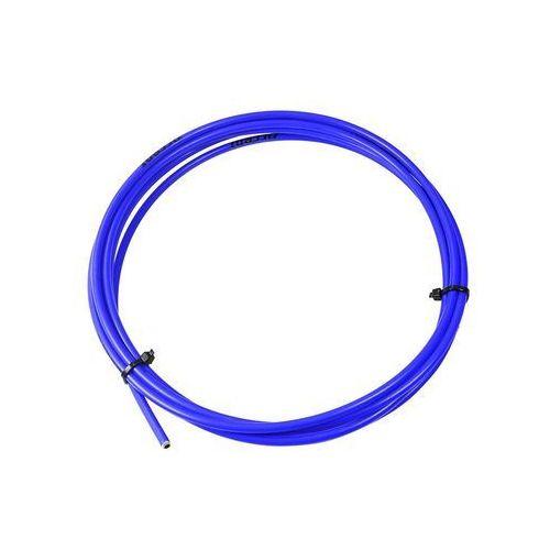 610-22-541_ACC Pancerz przerzutkowy Accent 4 mm - 3 metry niebieski fluo (5902175647989)