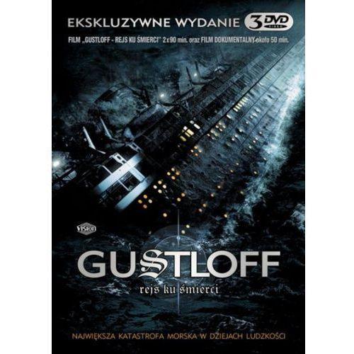 Gustloff - rejs ku śmierci (3dvd) marki Kino świat