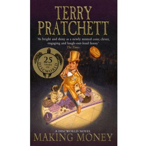 Making Money (480 str.)