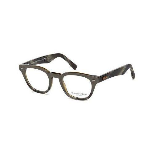 Okulary Korekcyjne Ermenegildo Zegna ZC5011 098 z kategorii Okulary korekcyjne