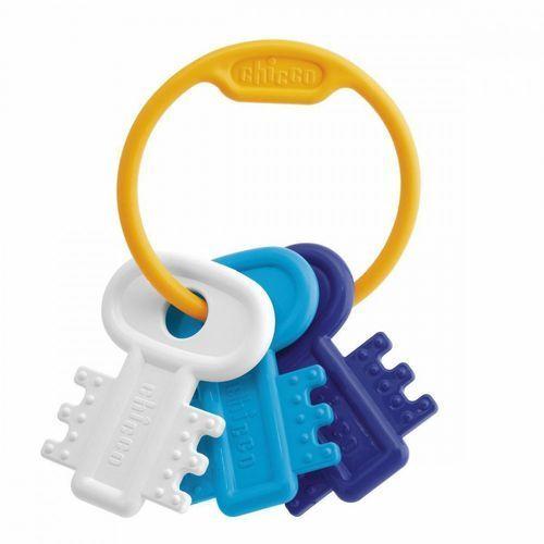 Chicco Grzechotka klucze niebieskie