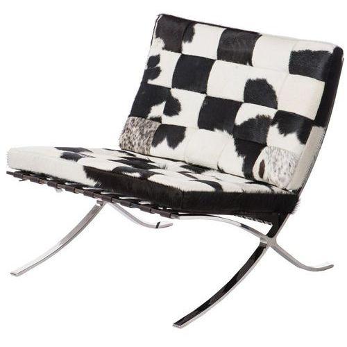 D2.design Fotel ba1 skóra naturalna pony (5902385707503)