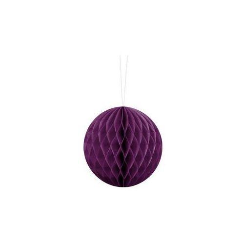 Dekoracja wisząca kula ciemne winogrono - 10 cm - 1 szt. marki Ap
