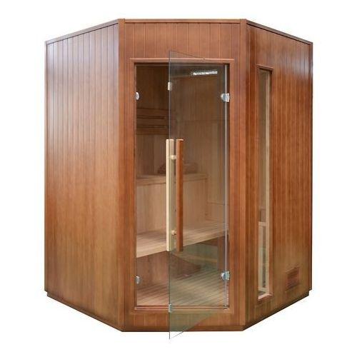 Sauna fińska e3c sauna sucha tradycyjna marki Home&garden