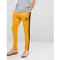 Puma t7 vintage joggers in yellow 57498748 - yellow