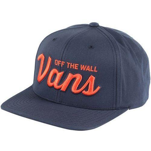 czapka z daszkiem VANS - Wilmington Snapba Dress Blues (LKZ) rozmiar: OS, kolor niebieski