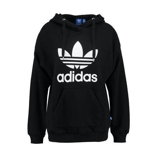 16979f256cd8c trefoil bluza z kapturem black marki Adidas originals