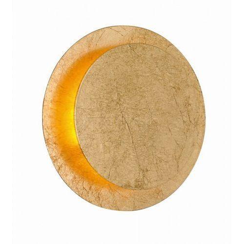 Kinkiet sligo led złoty, 1-punktowy - nowoczesny - obszar wewnętrzny - sligo - czas dostawy: od 2-3 tygodni marki Wofi