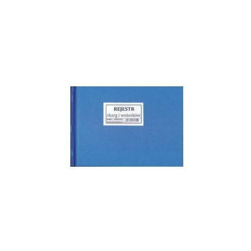 Rejestr skarg i wniosków [Pu/Rs-1] (5907510474749)