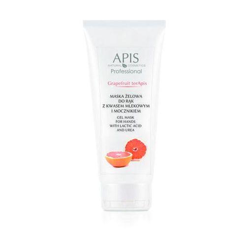Apis professional Apis grapefruit terapis maska żelowa do rąk z kwasem mlekowym i mocznikiem 200ml