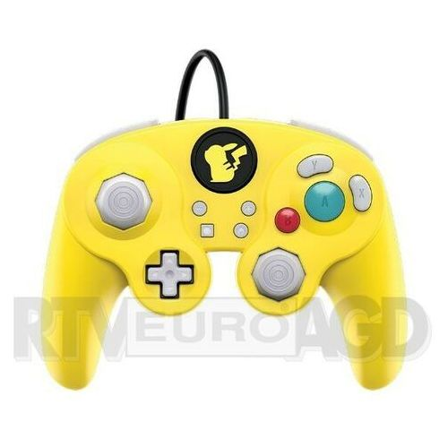 PDP Fight Pad Pro SUPER SMASH BROS - PIKACHU, 500-100-EU-D3