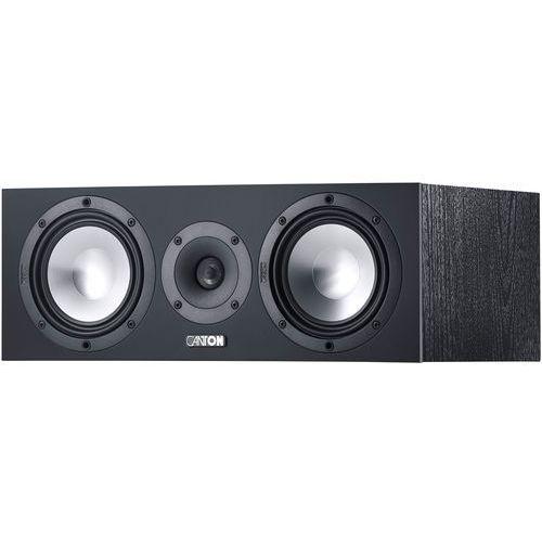 Głośnik centralny CANTON GLE 456.2 Czarny, GLE 456.2 CM BLACK