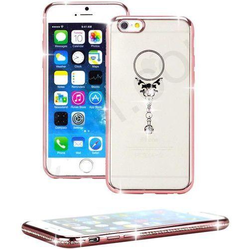 Perlecom Pokrowiec na tył iphone  4260481640478, blume, pasuje do modelu telefonu: apple iphone 6, apple iphone 6s (4260481640478)