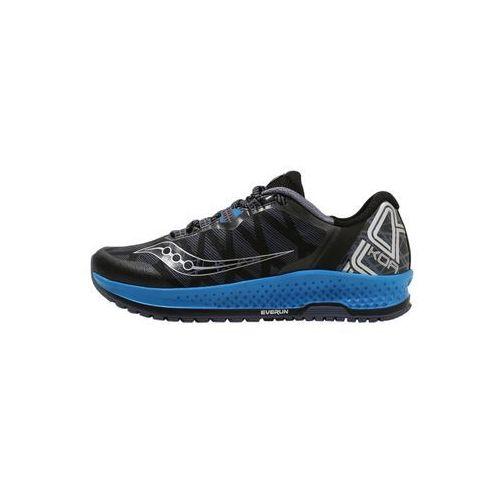 Saucony KOA TR Obuwie do biegania Szlak black/blue, S20390