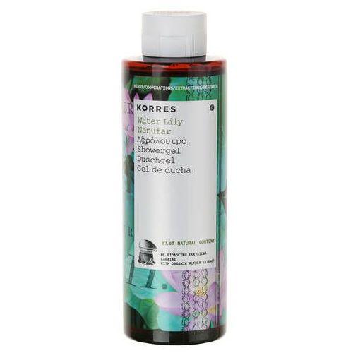 Korres Water lily nenufar showergel żel pod prysznic o zapachu lilii wodnej 250ml -