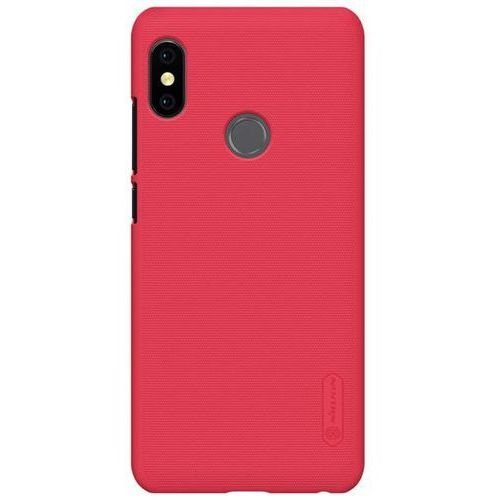 Nillkin Etui frosted shield xiaomi redmi note 5 - red - red (6902048154773)