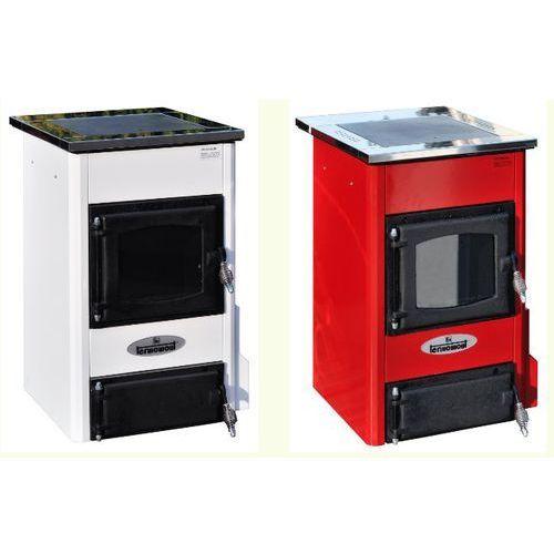 Piec kuchenna na drewno i węgiel do centralnego ogrzewania termomont temy s 10, marki Tremomont
