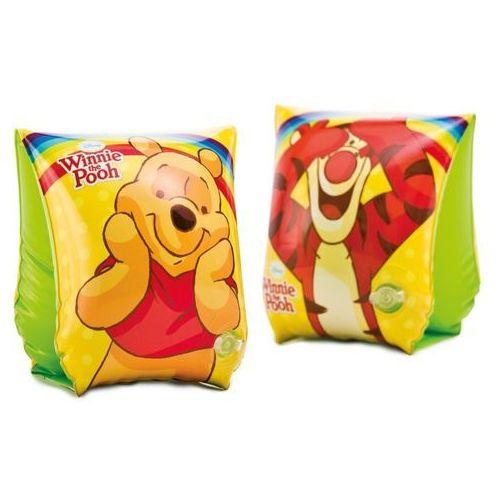 Rękawki dmuchane  kubuś puchatek 56644 + zamów z dostawą jutro! marki Intex