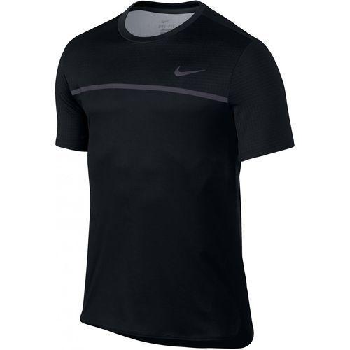 męska koszulka challenger crew black gridiron black s marki Nike