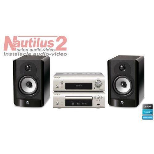 Denon  dra-dab-dcd-f109 + boston acoustics a25 - dostawa 0zł!, kategoria: zestawy hi-fi