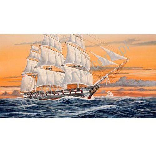 Revell Model statku do sklejania  5472, u.s.s. constitution, 1:146
