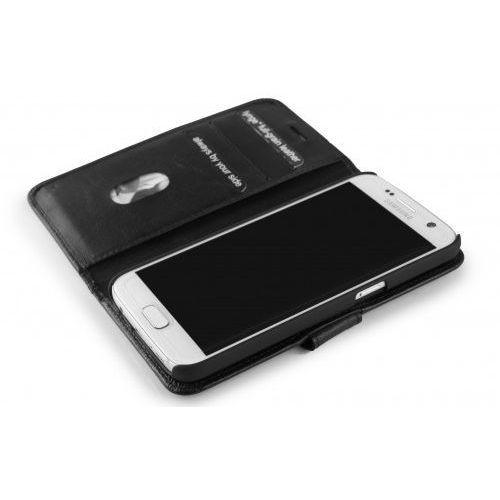 Etui DBRAMANTE1928 Lynge Samsung Galaxy S7 Czarny, 5711428006585