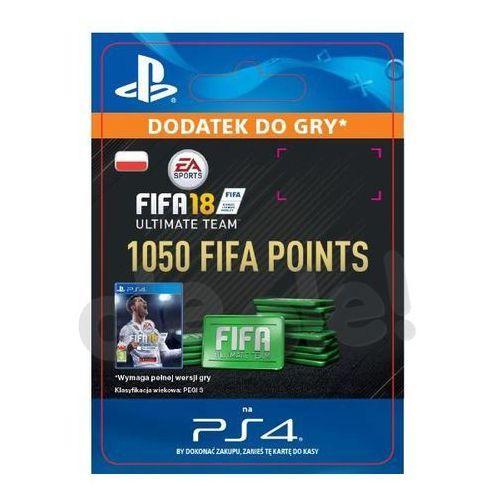 FIFA 18 1050 Punktów [kod aktywacyjny] (0000003893813)