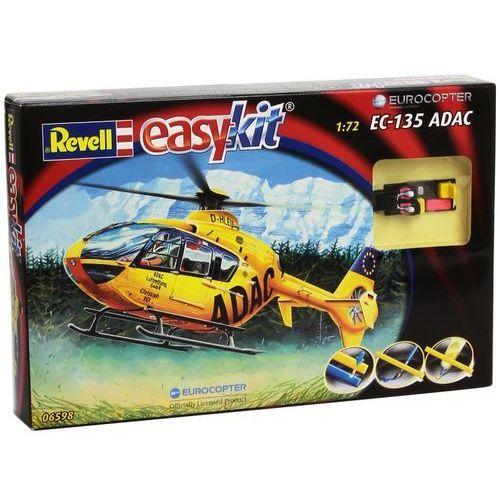 Revell eurocopter ec 135 adac easykit 1:72 0659 (4009803065984)
