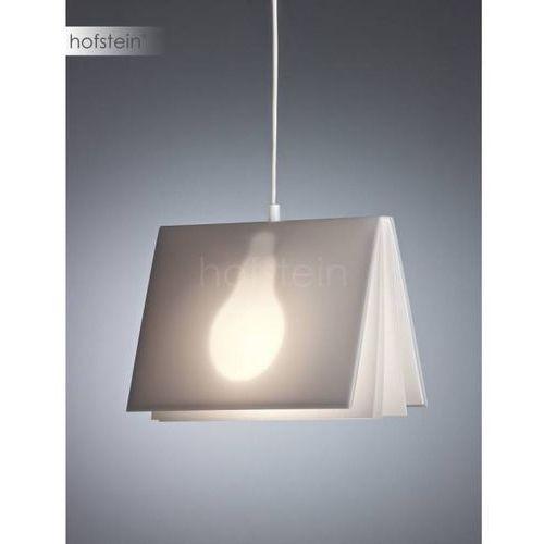 booklight lampa wisząca biały, 1-punktowy - design - obszar wewnętrzny - booklight - czas dostawy: od 2-3 tygodni marki Tecnolumen