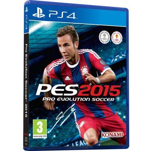 OKAZJA - Pro Evolution Soccer 2015 (PS4)