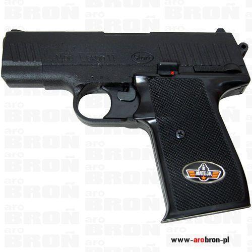 Start-mateja Pistolet hukowy lexon 11 - 6 mm long, full metal