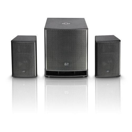 Ld systems dave 15 g3 zestaw nagłośnieniowy 400w + 2x150w