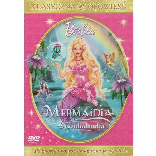 Tim film studio Barbie fairytopia - syrenkolandia