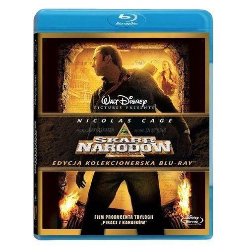 Skarb narodów 2: Księga Tajemnic (Blu-Ray) - Marianne Wibberley, Cormac Wibberley