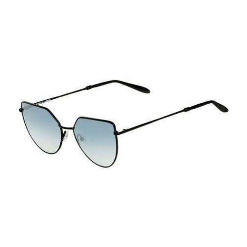 Okulary słoneczne off shore 1 os03cft/matte black (gradient silver) marki Spektre