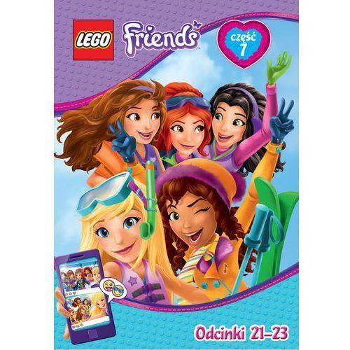 Lego Friends, Część 7. Odcinki 21-23 (DVD) - Various DARMOWA DOSTAWA KIOSK RUCHU (7321997611400)