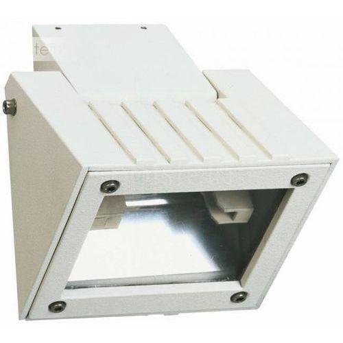 Albert leuchten Albert 2110 zewnętrzny kinkiet biały, 1-punktowy - nowoczesny - obszar zewnętrzny - 2110 - czas dostawy: od 10-14 dni roboczych