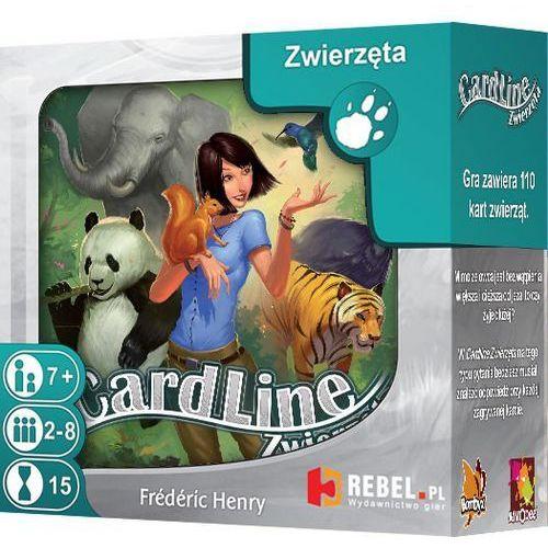 Rebel gra cardline: zwierzęta (3558380024040)
