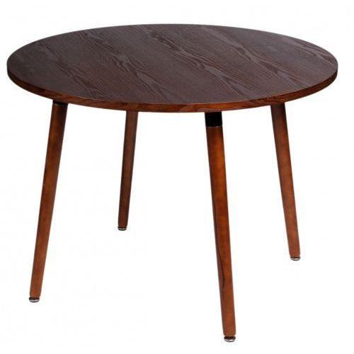 Stół Copine 100 okrągły - orzech