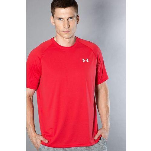 Under Armour - T-shirt Ua Tech SS Tee-Red Wht