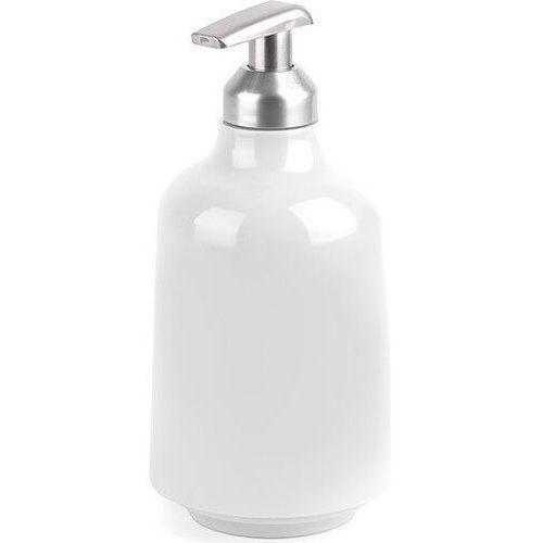 Umbra Dozownik do mydła step biały