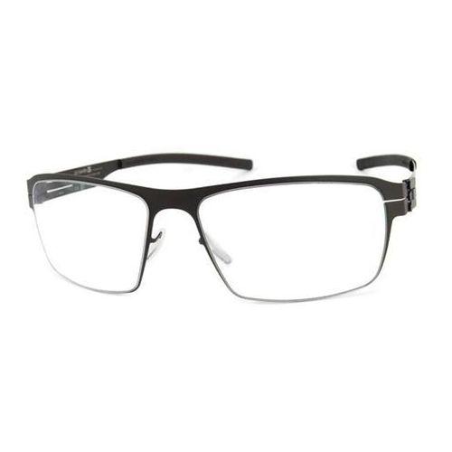 Okulary korekcyjne  m5115 albula large black marki Ic! berlin